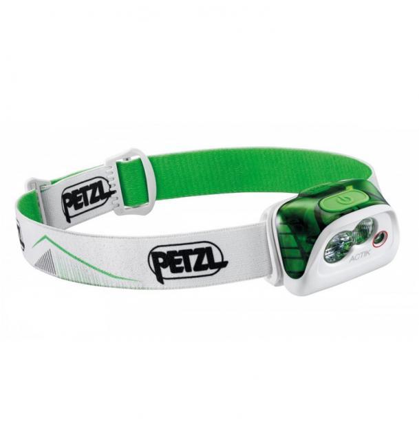 Налобные фонари Petzl: основные характеристики