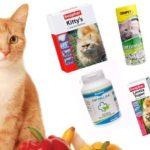 Надо ли давать кошке витамины?