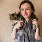 Как школьница спасла кошку, застрявшую в вентиляционной трубе и просидевшую там 10 дней