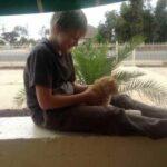 Маленький мальчик спас кота, а спустя 4 года этот кот помог мальчику справиться с тяжелыми трудностями