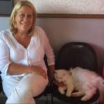 Кошка пропала в 2008-ои году и и никто не знал, что с ней - она нашлась спустя 9 лет за сотни километров от дома